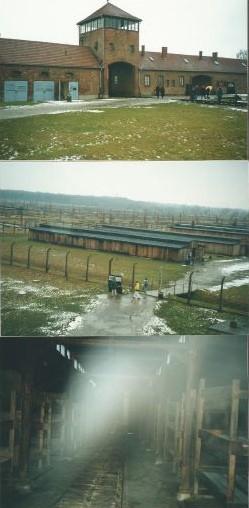 Lager Auschwitz.. ich schweige nicht ... wie könnte ich?